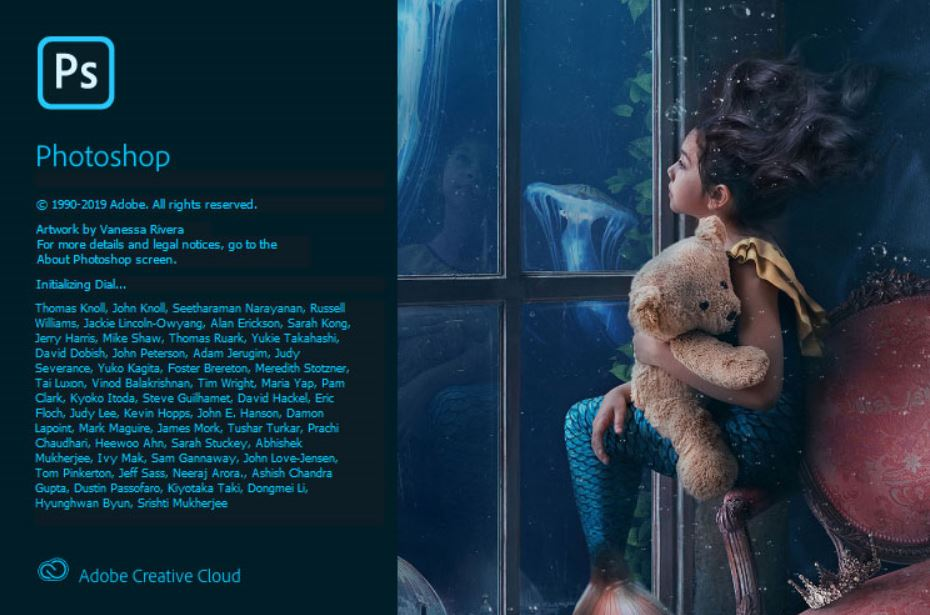 Adobe Photoshop 2020 for Mac v21.2 Crack with Product Key