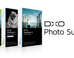 DxO Photo Software Suite Crack Mac